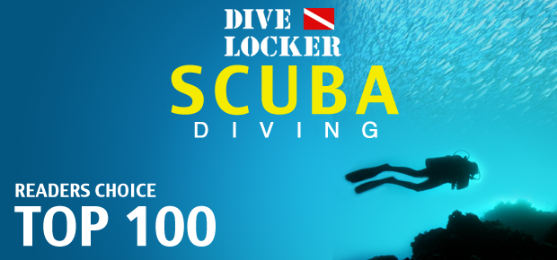 Dive Locker Makes Scuba Diving Magazine As One Of The Best Operations According To Is Listed In 2017 Readers