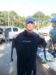 Winner of the Henderson Wetsuit